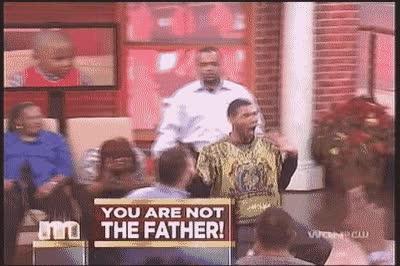Enlace a ¡No eres el padre!
