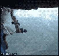 Enlace a Gato paracaídista