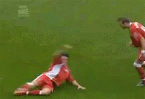 Enlace a Breakdance en fútbol