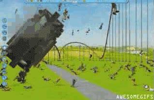 Enlace a La única razón por la que jugar a Roller Coaster Tycoon 3
