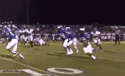 Enlace a Todo por un touchdown