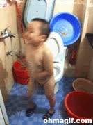 Enlace a Lo que en verdad haces en el baño