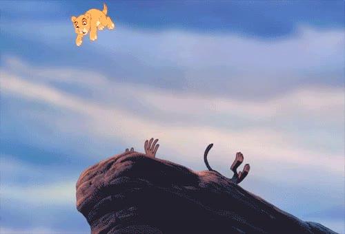 Enlace a Escena eliminada del rey león