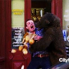 Enlace a ¡Oh no, un oso salvaje me ataca en mitad de Nueva York!