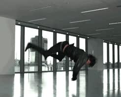 Enlace a Breakdance con matrix