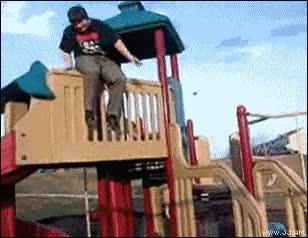 Enlace a Yo no necesito el tobogán para bajar