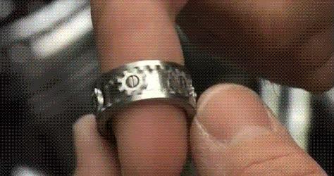 Enlace a El mejor anillo del mundo