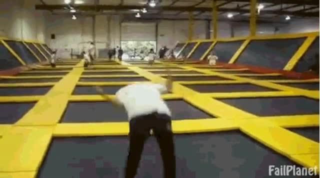 Enlace a Nueva llave en trampolines