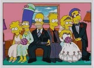Enlace a Los Simpson también evolucionan