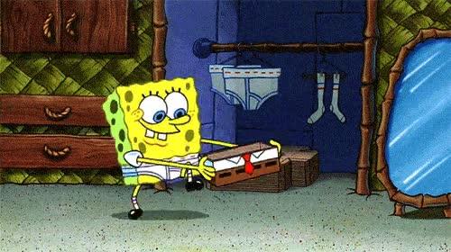 Enlace a Así se pone Bob los pantalones