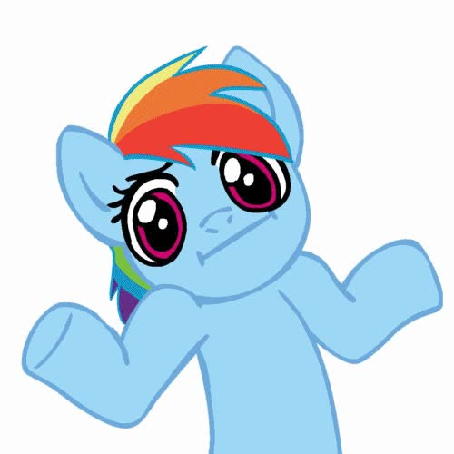 Enlace a Arrastra la imagen y sabrás qué pony eres