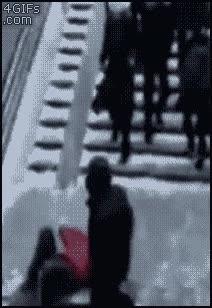 Enlace a Escaleras troll