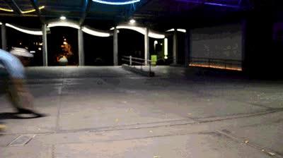 Enlace a Magia en skate