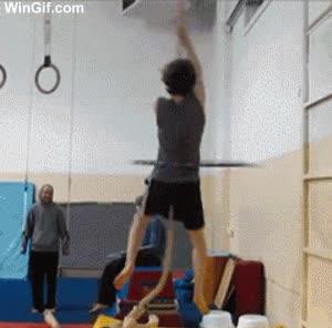 Enlace a Clase de gimnasia. Nivel: Asiático
