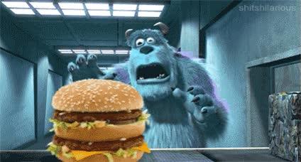 Enlace a Cuando vas al McDonalds sin dinero