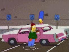 Enlace a Cuando aparcas en minusvalido