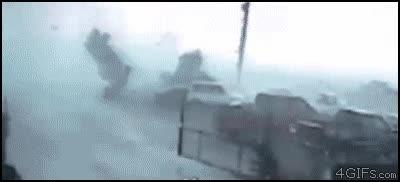 Enlace a Salgamos fuera, sólo hace una pizca de viento