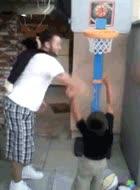 Enlace a ¿Jugador de Basket? ¡Nunca!