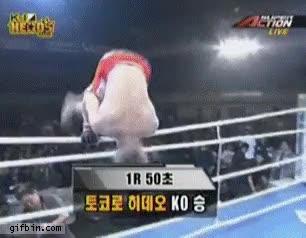 Enlace a Y esto señores es hacer el ridículo al saltar al ring