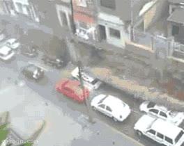 Enlace a Espero que tu coche no estuviera ahí aparcado
