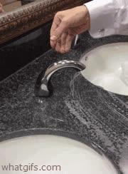 Enlace a Fapeando al grifo