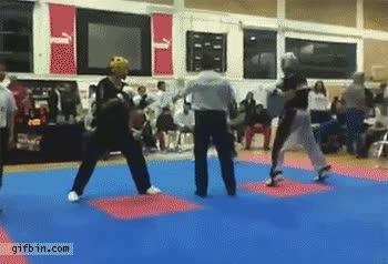 Enlace a ¡Qué gran combate!