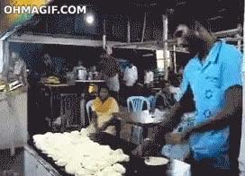 Enlace a Cocinero digno de paga extra