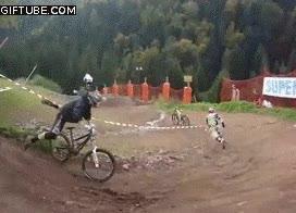 Enlace a ¿Bicicleta embrujada?