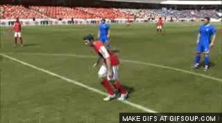 Enlace a Así se tira un penalty en el FIFA