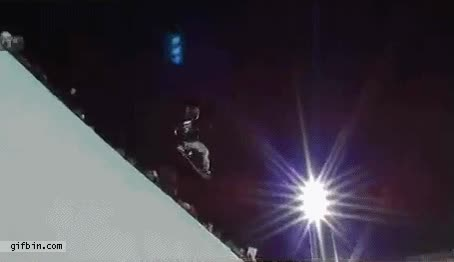 Enlace a Shaun White superpipe flip