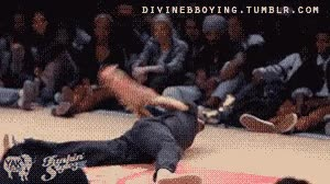 Enlace a Mr. Elástico Breakdance