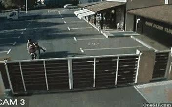 Enlace a No se puede llegar a Hogwarts en moto!