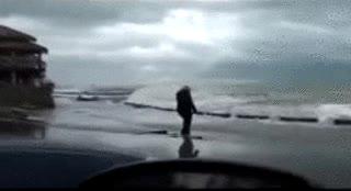 Enlace a Yo no me acercaría mucho a la orilla