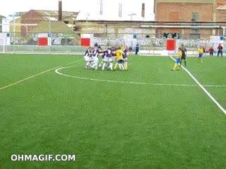 Enlace a La mejor estrategia de fútbol