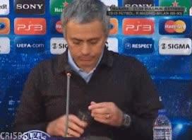 Enlace a Mourinho, que no te enteras