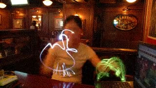 Enlace a Animación con luz a mano