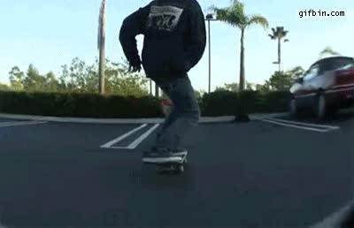 Enlace a Fail haciendo skate