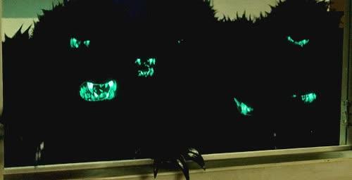 Enlace a Lo que ves desde la ventana de noche