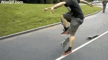 Enlace a Cambio radical de skates