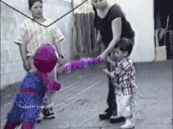 Enlace a No le quiero hacer daño, pobre Spiderman