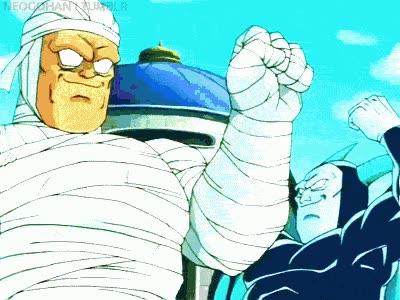 Enlace a Goku ¡Toma nuestra energía!