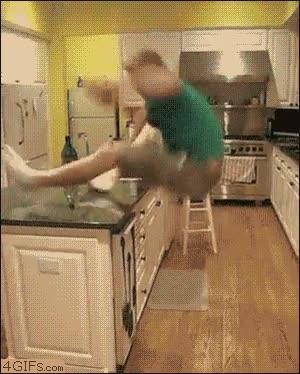 Enlace a Cocina nueva = Fail