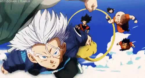 Enlace a Dragon ball al completo