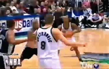 Enlace a Pepe en el baloncesto