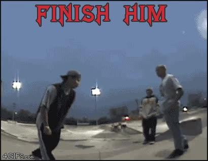 Enlace a Mortal Kombat Callejero