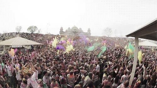 Enlace a Fiesta de colores