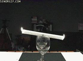 Enlace a Increíble efecto con una vela
