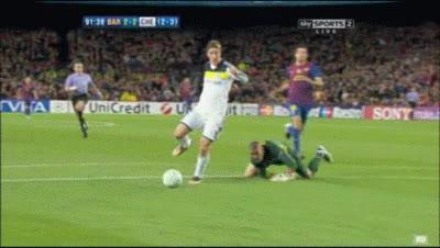 Enlace a Sí sí, tus ojos lo están viendo bien. Torres marcó gol