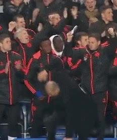 Enlace a Di Matteo cuando marcó el Chelsea, ni él se lo creía