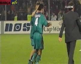 Enlace a Guardiola y Mourinho cuando se llevaban bien...